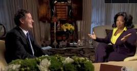 Piers interviews Oprah